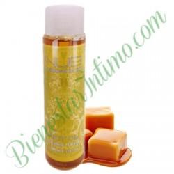 Aceite Masaje Nuei Hot Oil Caramelo