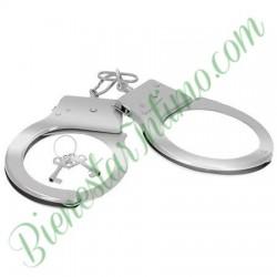 Esposas Metal Handcuffs Shots