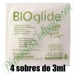 Lubricante Bioglide Original 4 Monodosis