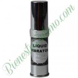 Afrodisiaco Unisex Vibrador Liquido Strong
