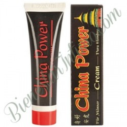 Vigorizante China Power Cream