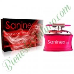 Perfume Feromonas Saninex 3 Unisex