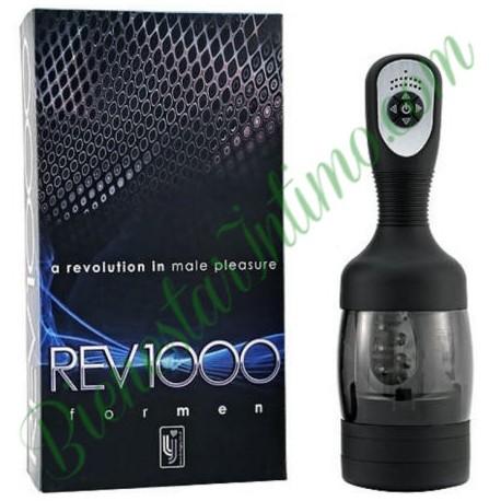 Masturbador Automático Rev1000
