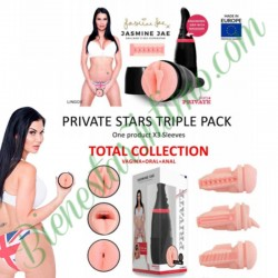 Jasmine Jae Triple Pack