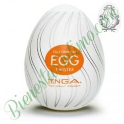 Tenga EGG Twister-Naranja
