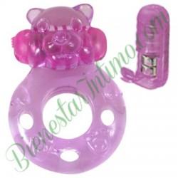 Anillo Alivé Power Ring Bear