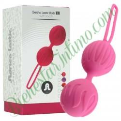 Geisha Lastic Balls (L) Rosa