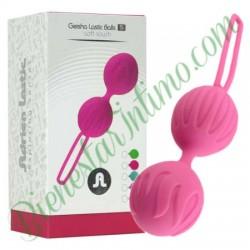 Geisha Lastic Balls (S) Rosa