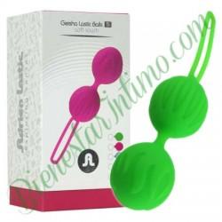Geisha Lastic Balls (S) Verde