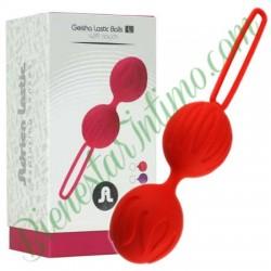 Geisha Lastic Balls (L) Rojo