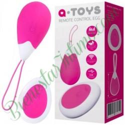 Huevo Vibrador Q-Toys Remote Control EGG