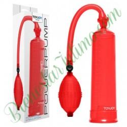 Desarrollador Power Pump Rojo