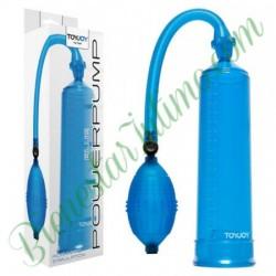 Desarrollador Power Pump Azul